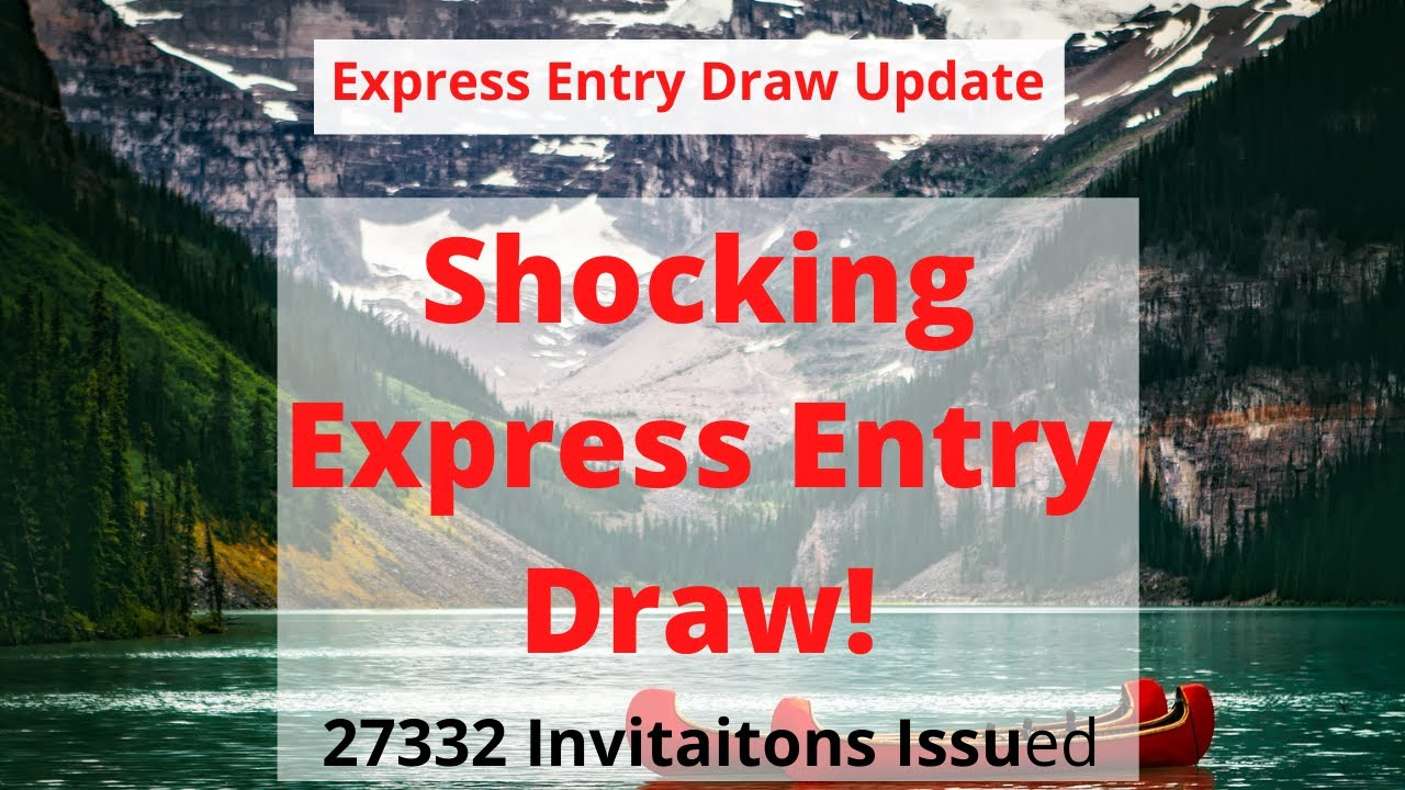 Express Entry Draw Feb 2021