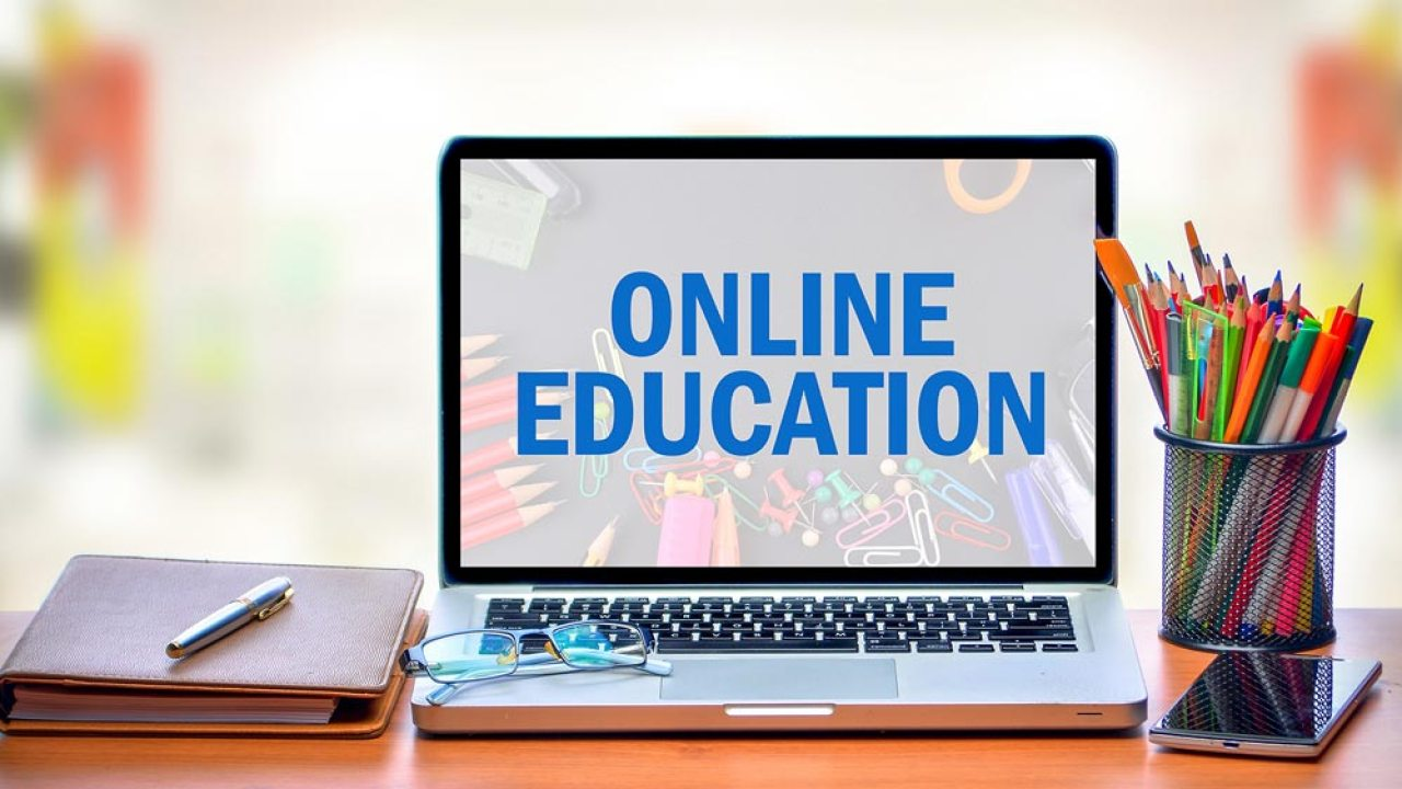 International students can complete 100% of their studies online