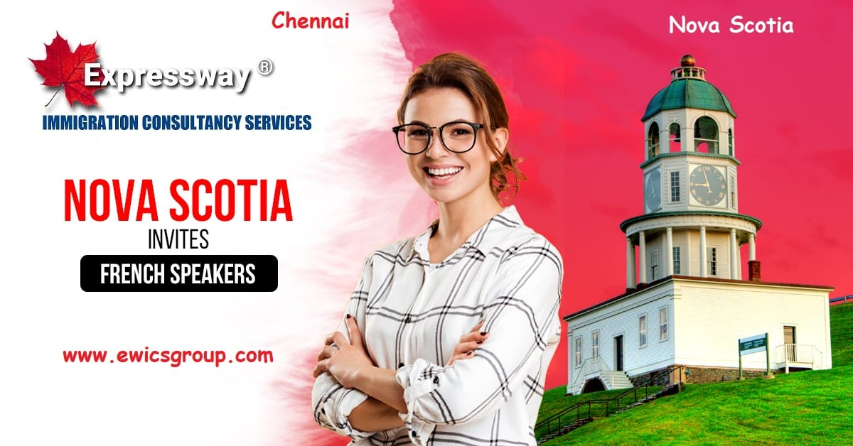 Nova Scotia Invites French-speaking Express Entry Candidates on 29 April 2021